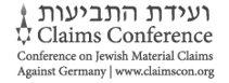logo claims conference g