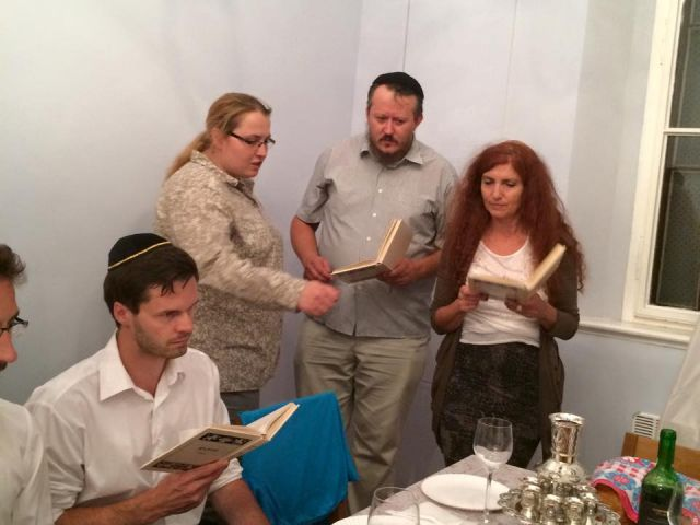 Kabbalt Shabbat August 2015 In Krnov